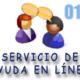 010 Servicio de ayuda en línea