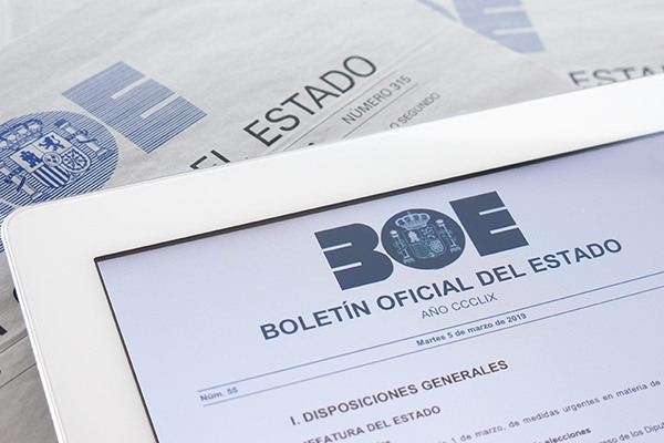 logo del BOE
