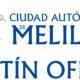 logo Boletín Oficial Melilla